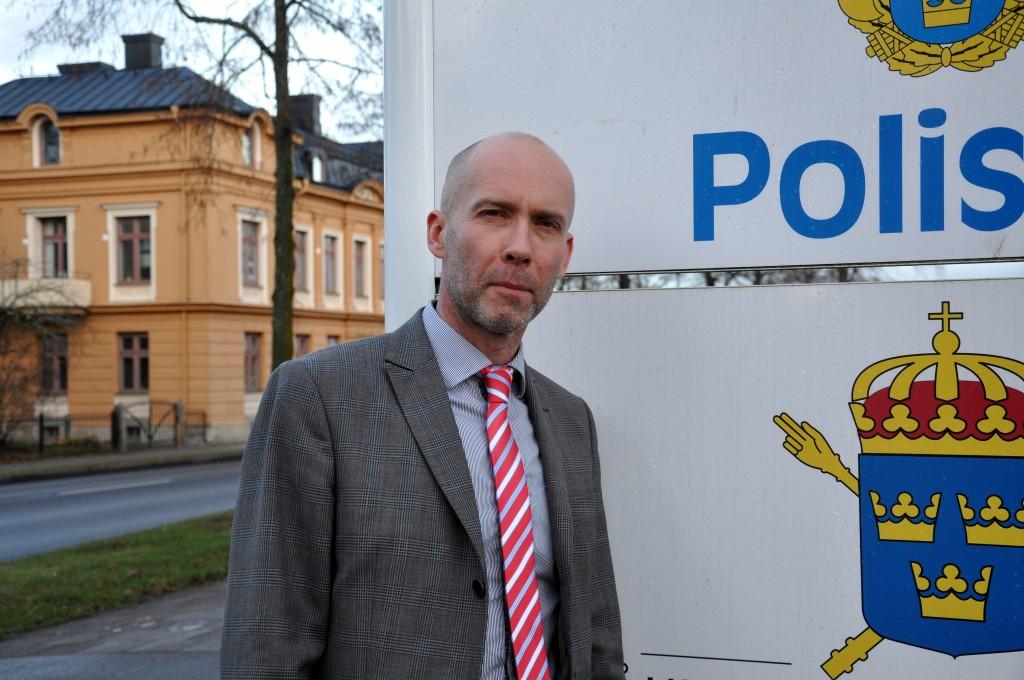 Vice chefsåklagare Lars-Göran Wennerholm.