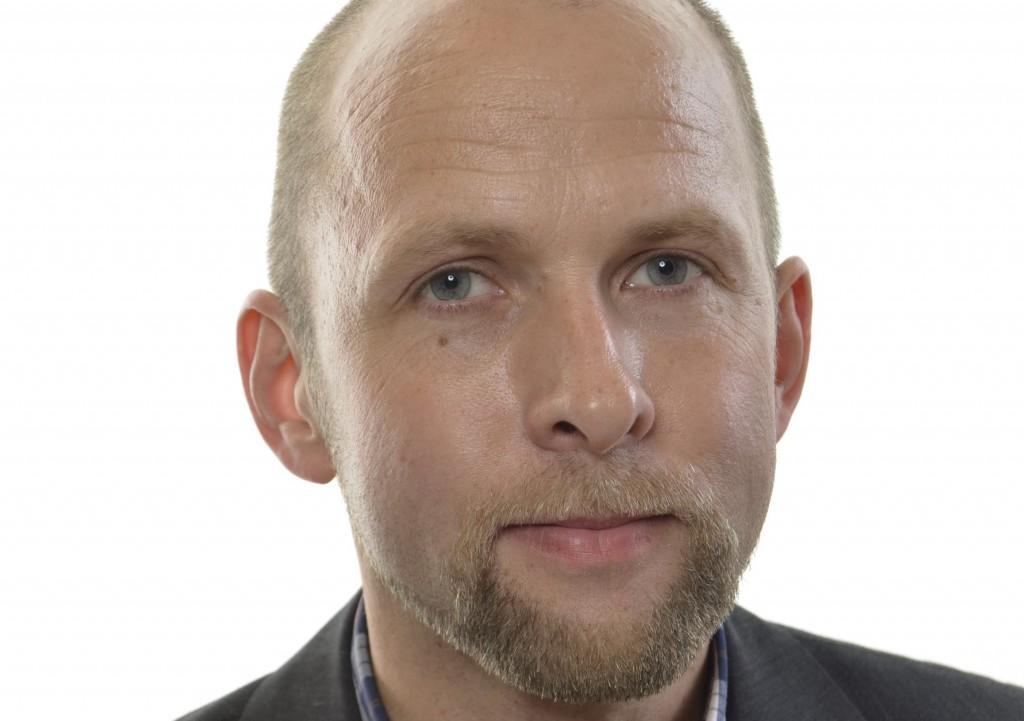 Anders Forsberg.