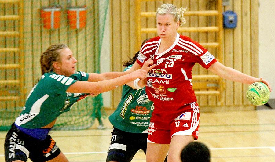 Anna-Maria Johansson. Arkivfoto: Viktor LJungström