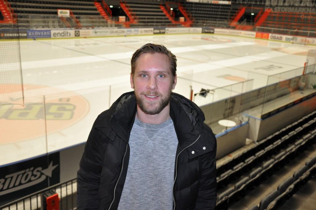 Viktor Ekbom. Foto: Fredrik Andersson/arkiv