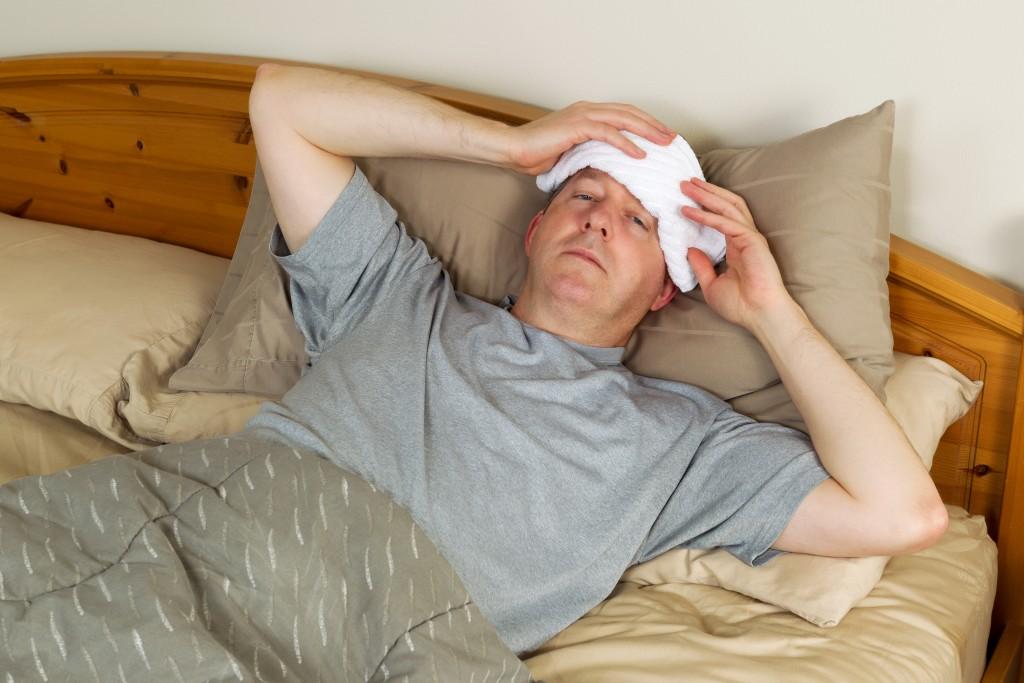 Sängläge i en och en halv vecka är normalt vid årets influensa. Många yngre, mellan 40 och 60 år, har blivit rejält sjuka.