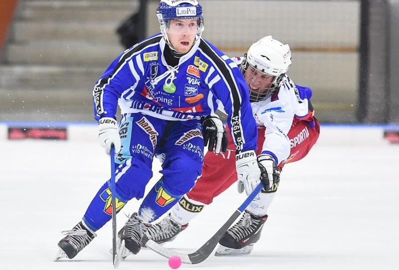 Villa tvingas böta för publikens uppträdande under årets SM-final. Foto: Team Sören/Fabbe