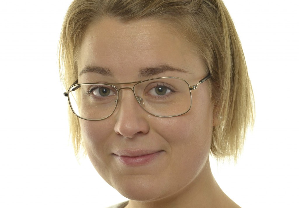 Ida Ekeroth (S). Foto: Riksdagen