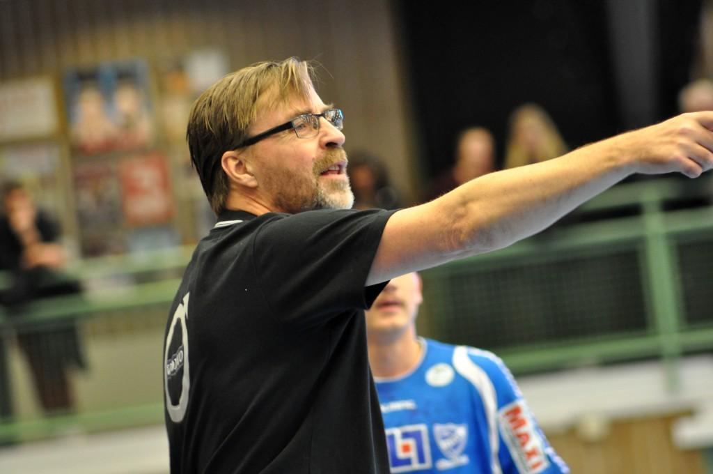 IFK Skövdes tränare Patrik Liljestrand. Foto: Fredrik Andersson