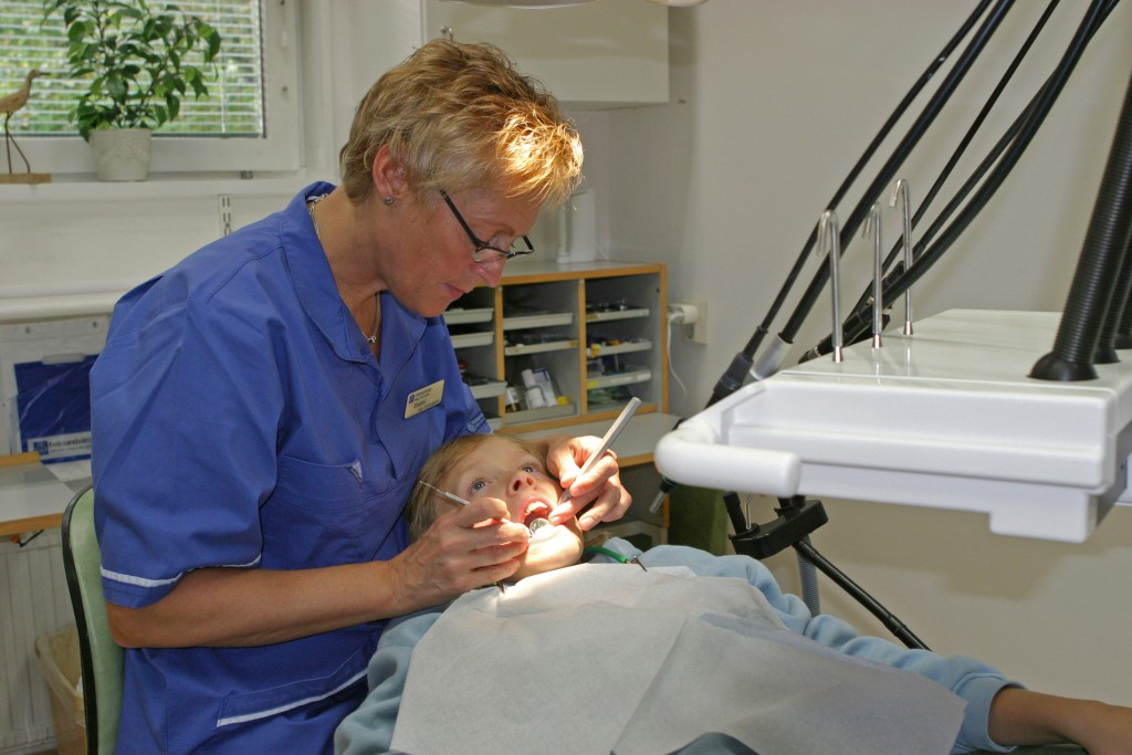 Klartecken gavs på tisdagen för bygge av tandvårdscentrum vid sjukhuset i Skövde.