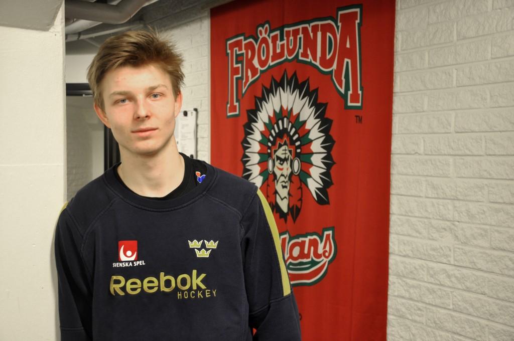 Christoffer Ehn. Foto: Fredrik Andersson/arkiv