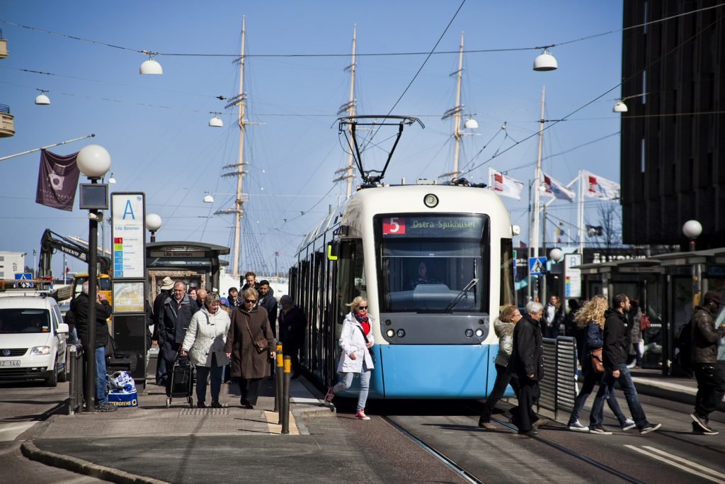Foto: Göteborgs Spårvägar