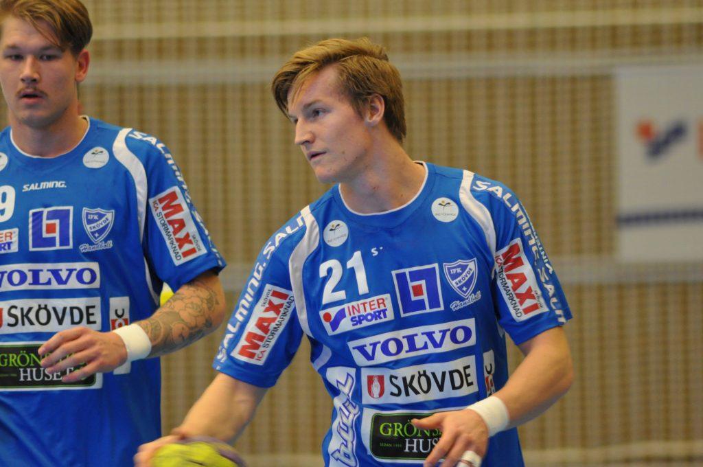 Alfred Ehn. Foto: Fredrik Andersson