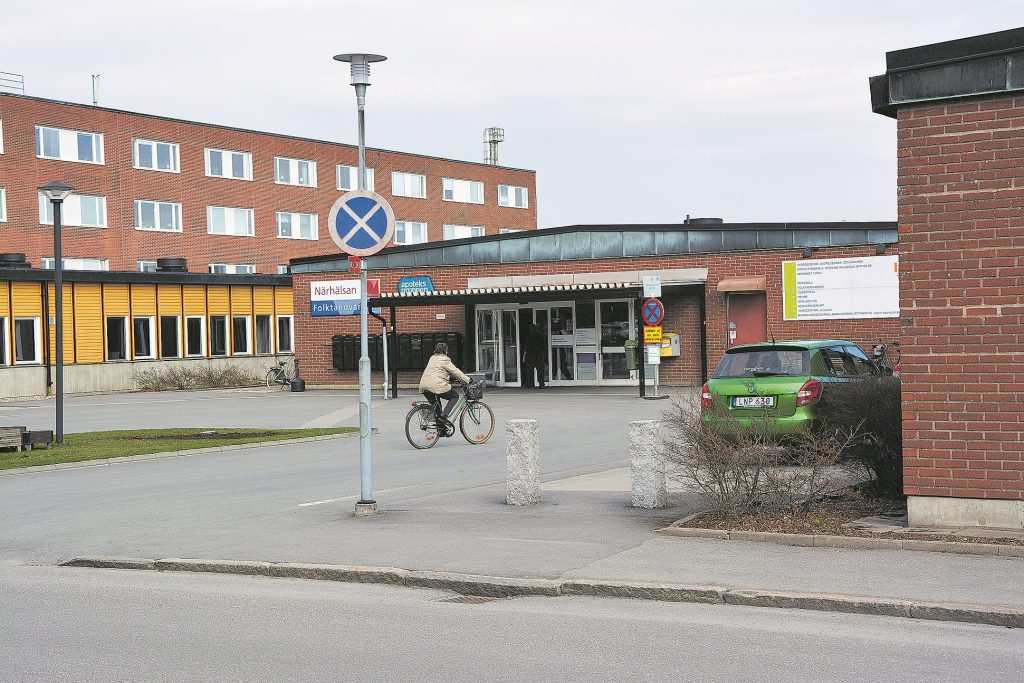 Skara kommun vill bygga om Skara sjukhem till modernt äldreboende.