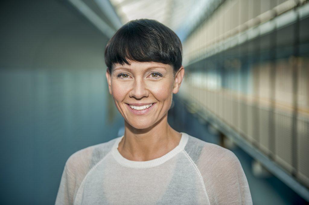Karin Gunnarsson leder juryns arbete. Foto: Anders Strömquist/SVT