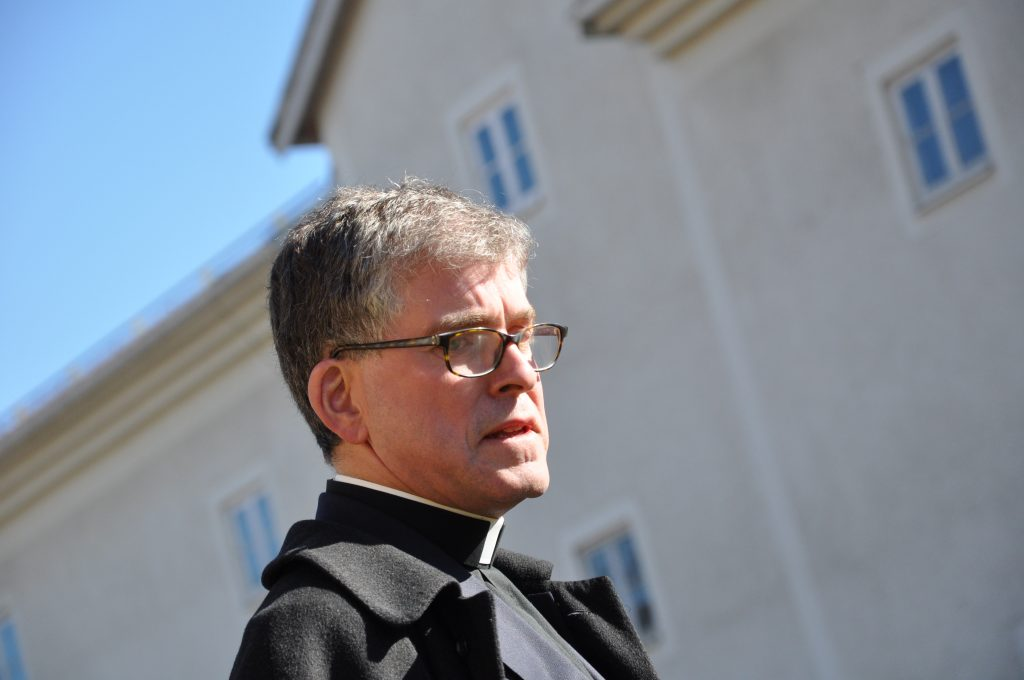 Åke Bonnier. Foto: Fredrik Andersson/arkiv