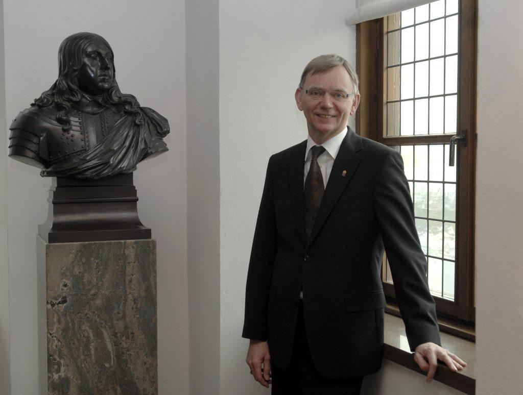 Lars Bäckström slutade  som landshövding för Västra Götaland den 20 januari  Foto: Anders Wejrot