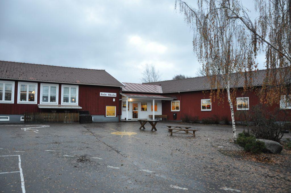 Åsleskolan. Foto: Eva Westin/arkiv