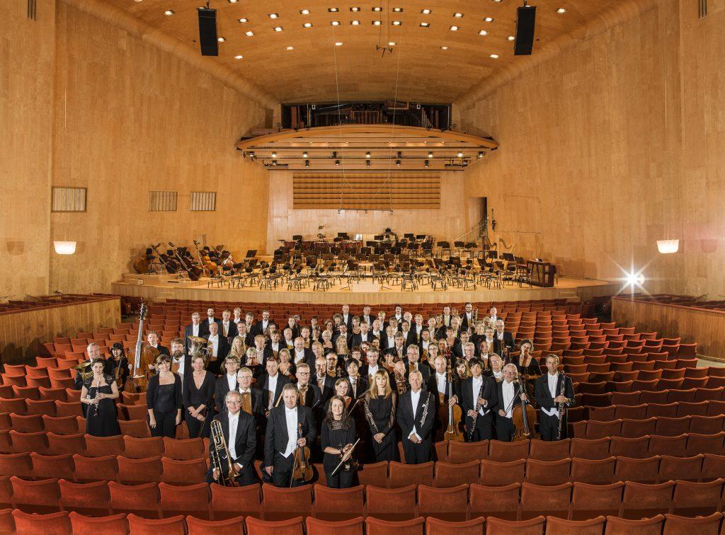 Göteborgs Symfoniker besöker konserthuset tre gånger i vår. Foto: Ola Kjellbye