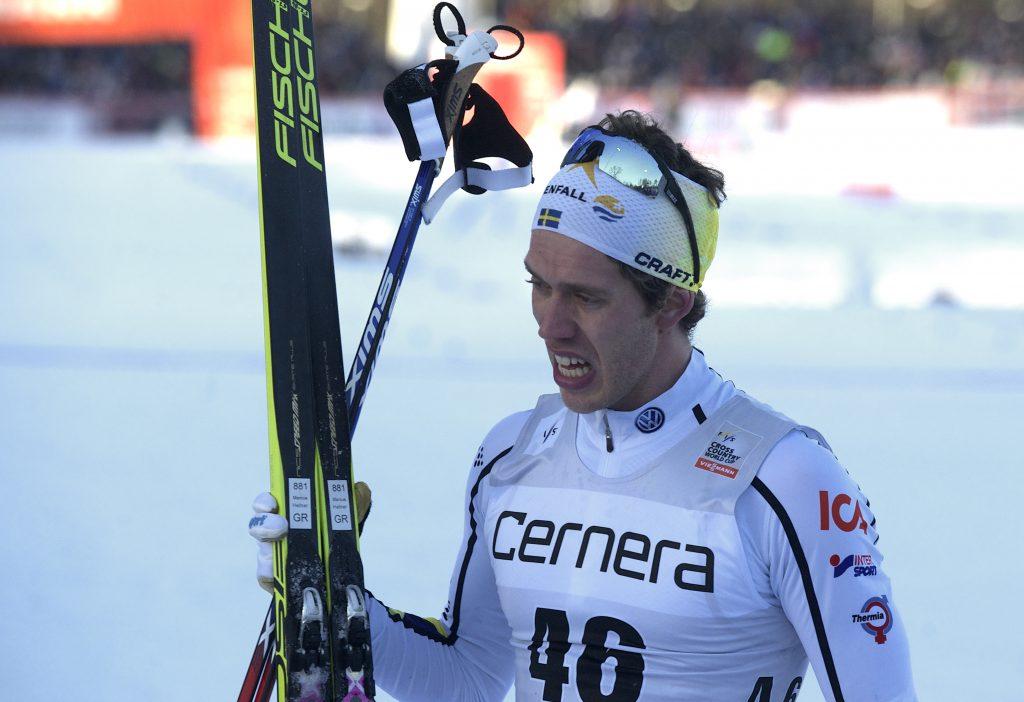 Marcus Hellner. Foto: FRS/Royny Holmström/arkiv