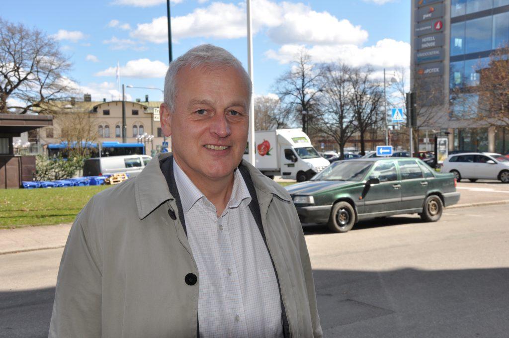 – Det kan låta som mycket pengar men Skaraborg ligger för lågt när det gäller tillgången på statligt finansierade platser för högre utbildning, säger styrelsens ordförande Urban Wass.