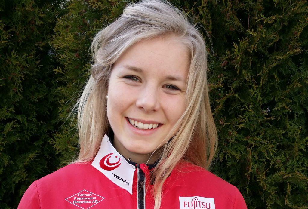 Sara Hagström. Foto: Privat