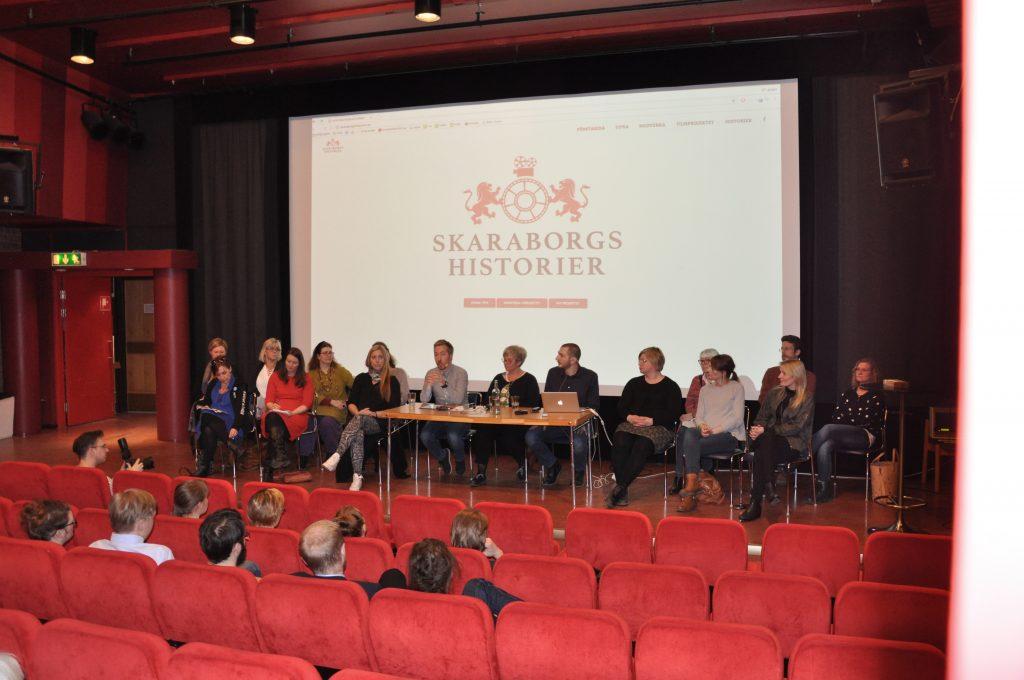 Alla kommuner i Skaraborg är med i Skaraborgshistorier.