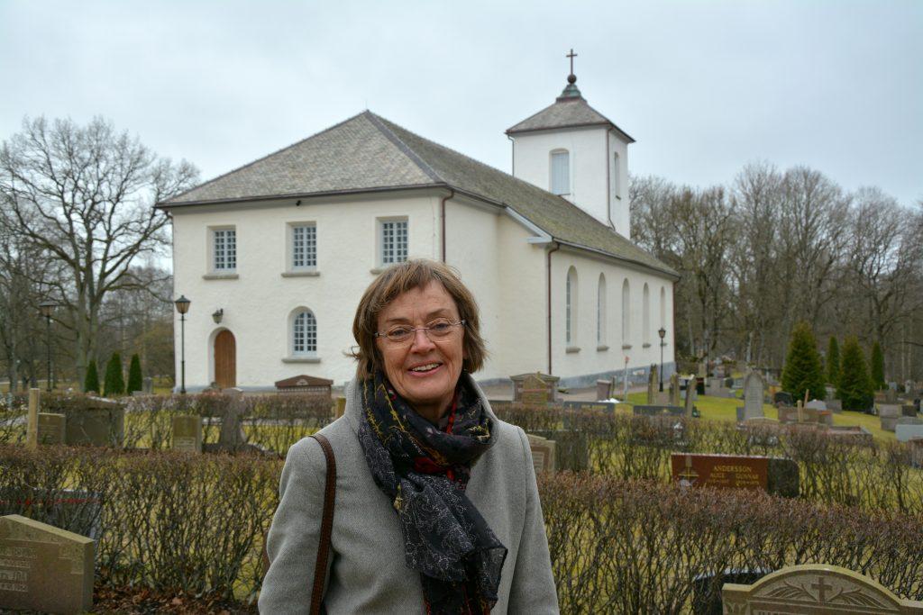 Gunvor Thorstensson, Järpås, är ordförande för kyrkorådet i Södra Kålland i Lidköping. Där röstade bara var femte församlingsmedlem i förra kyrkovalet år 2013, drygt 20 procent.