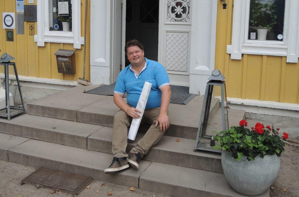 Dan Persson. Foto: Charlotte Kristensson