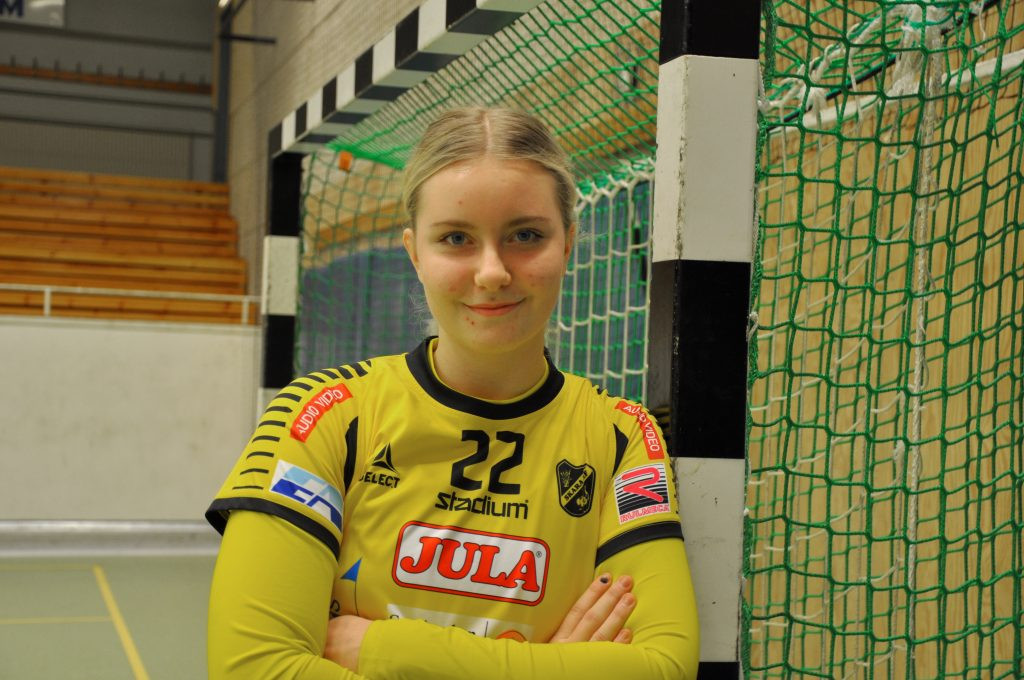 Wilma Andersson. Foto: Fredrik Andersson/arkiv