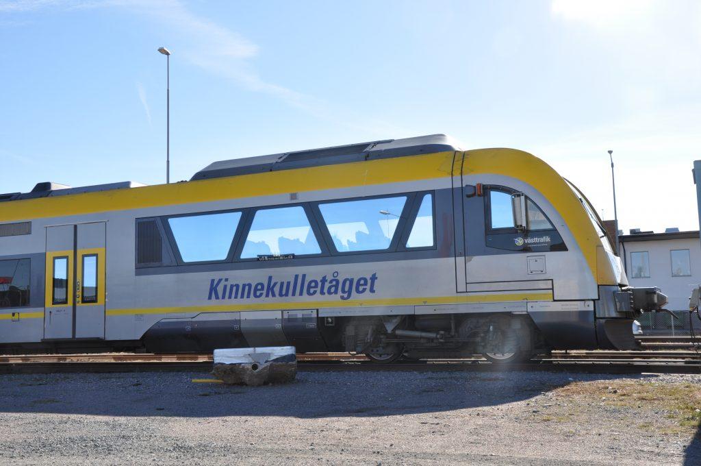 Även framtiden för de regionala järnvägarna kommer avgöras av den nya trafikplanen för åren 2018-2029. Investeringsbehoven är mycket stora på grund av många års eftersatt underhåll. I Skaraborg handlar det på sikt om Kinnekullebanans vara eller inte vara. Foto: Fredrik Andersson