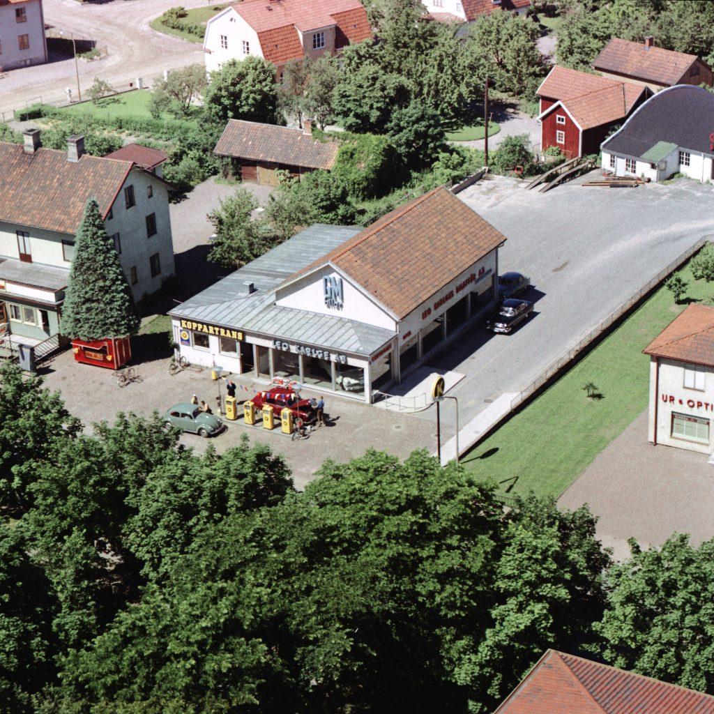 Copyright foto: ArkivDigital / Svenska Aero-Bilder AB