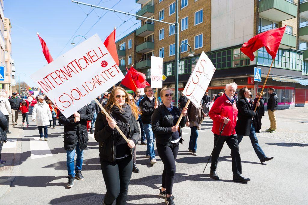 Allt färre väljer att bli medlem i de politiska partierna. Alla partier i Skaraborg minskade medlemsantalet 2016, utom Socialdemokraterna och Sverigedemokraterna. Foto: Jens Ohlsson