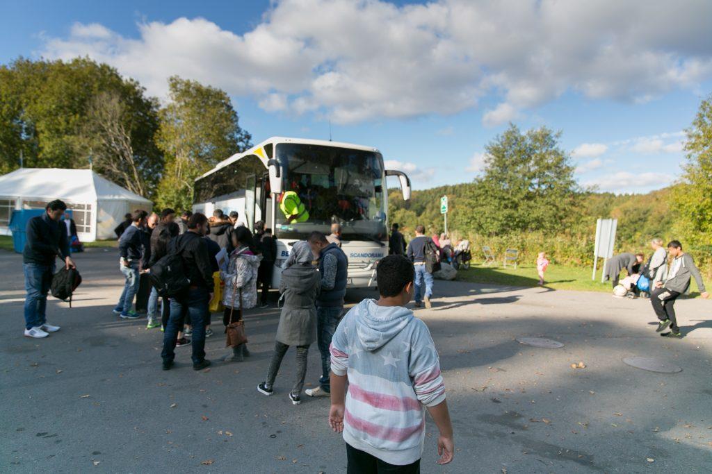 Asylsökande konsumerar betydligt mindre sjukvård och tandvård än infödda svenskar visar en rapport i Västra Götaland. Fotograf: Tomislav Stjepic