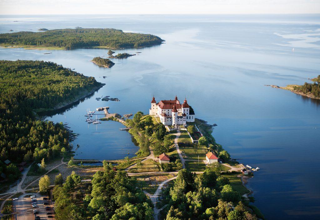 Läckö Slott. Foto: Tore Hagman