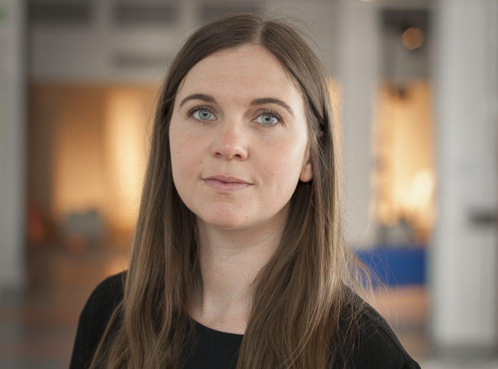 Emelie Liljebäcks examensarbete har fått fin kritik efter Vårutställningen på Konstfack. Foto: Viktor Nilsson