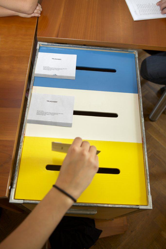 9 september 2018 är det val till kommunfullmäktige, regionfullmäktige och riksdag.