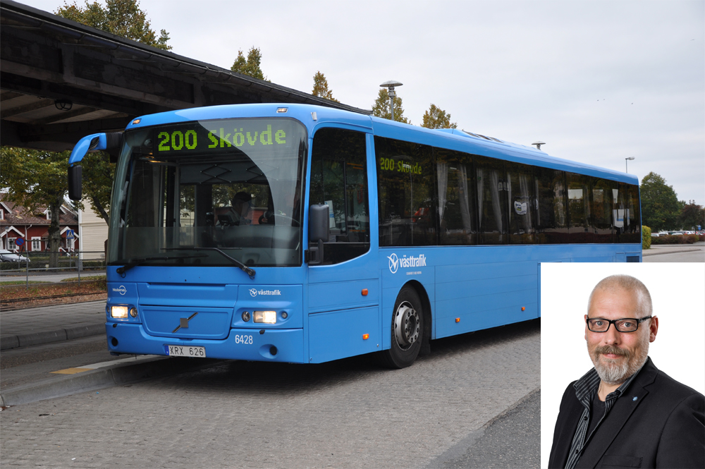 Patric Silfverklinga, Borås, företräder Sverigedemokraterna i regionens kulturnämnd. Där vill han nu spara 260 miljoner kronor, nästan en fjärdedel av nämndens budget.