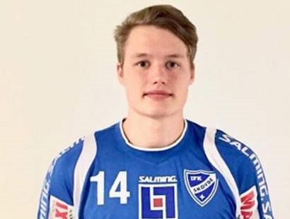 Axel Franzén är IFK Skövde HK:s senaste förstärkning inför kommande säsong.