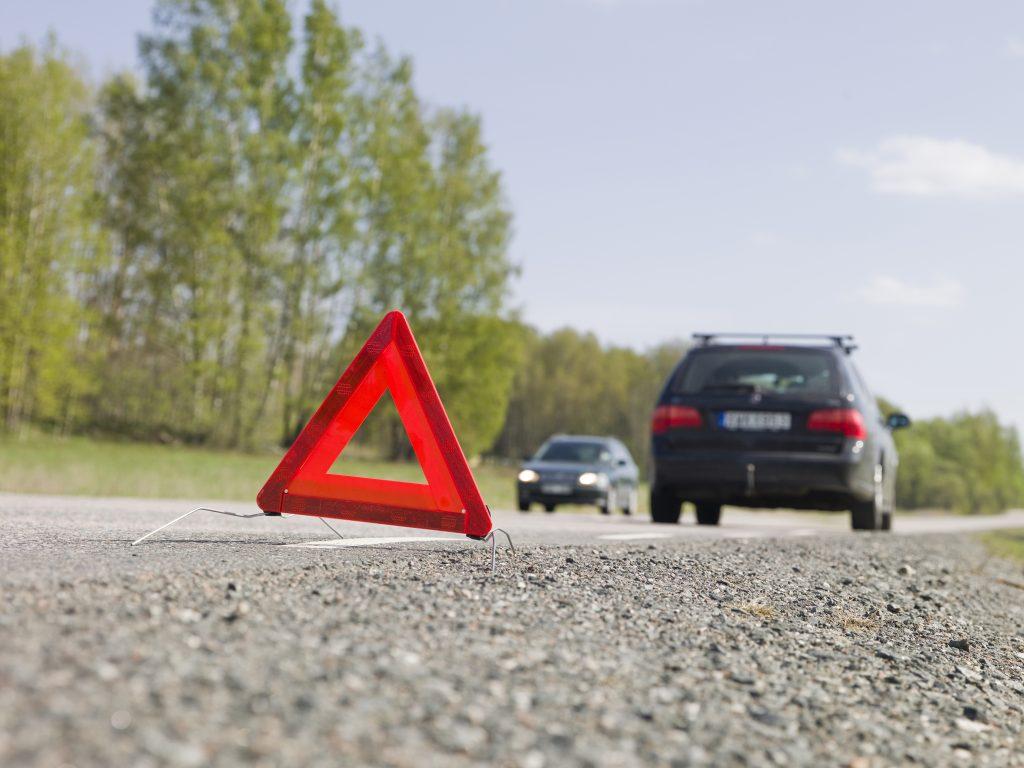 Antalet döda i vägtrafiken är färre första halvåret 2017, jämfört med motsvarande tid 2016