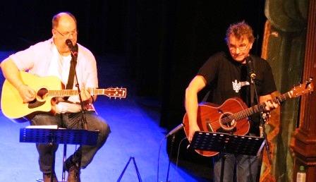 Onsdag 12 juli gästas Falkängen av Anders Ramberg och Gunnar Törngren från Visans vänner Skaraborg.