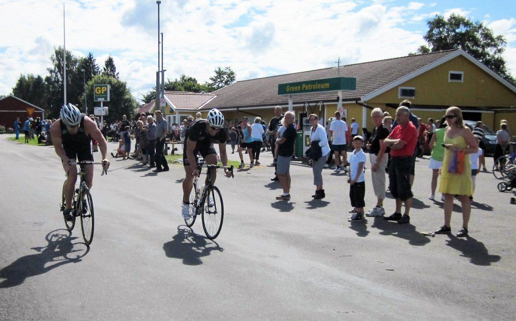 I morgon är det dags för årets upplaga av Broddetorps Triathlon. En tävling som under många år har lockat både motionärer och mer tävlingsinriktade triathleter, cyklister och orienterare. Foto: BGoIF
