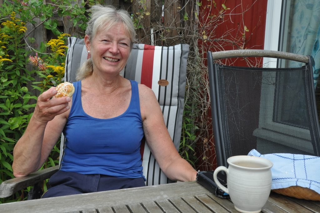 Bra kost och tillräckligt med motion är alltid bra, men för människor med en stark ärftlighet för diabetes räcker det inte. Därför menar Margareta Hellgren, distriktsläkare och forskare, blir det orättvist att bara tala om livsstilsfaktorer.