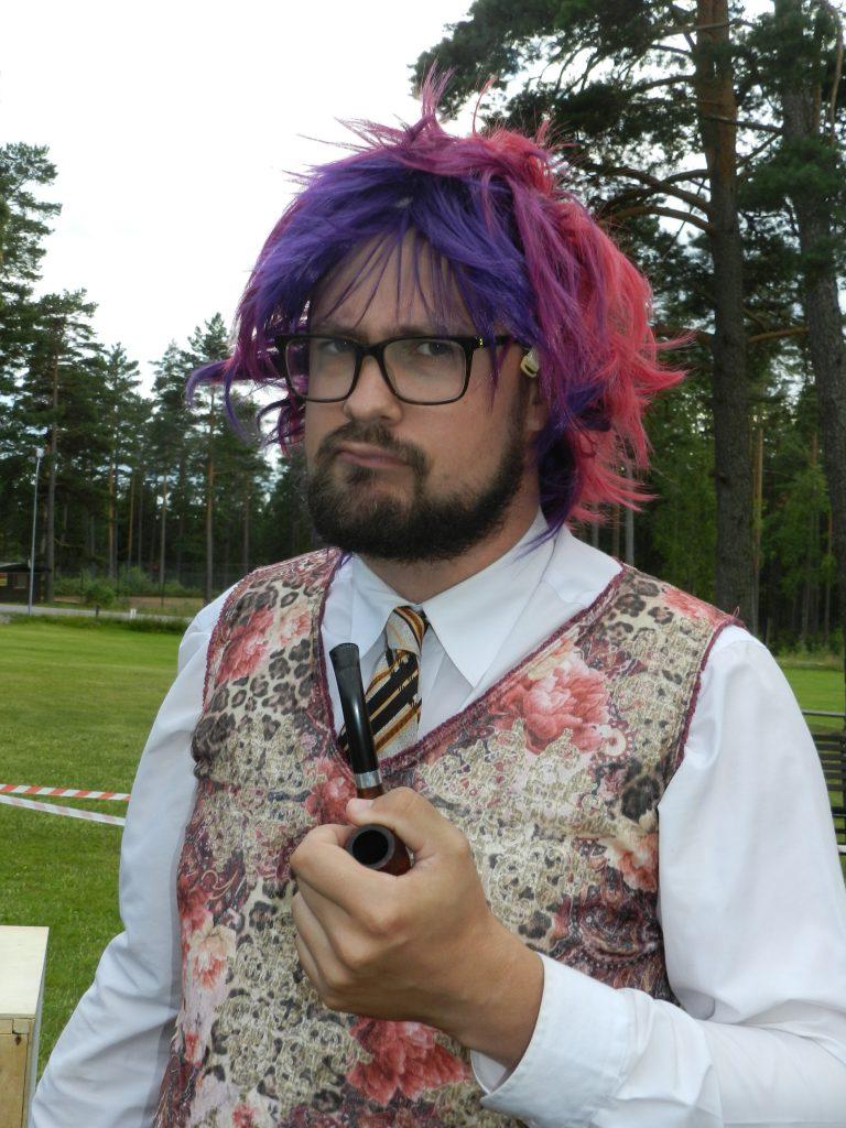 Spelglädje när amatörteatern i Mullsjö uppträder i helgen.