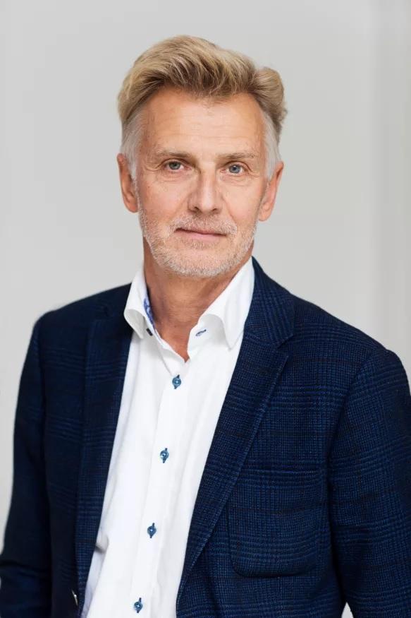 Anders Danielsson. Foto: Röda Korset/Peter Jansson
