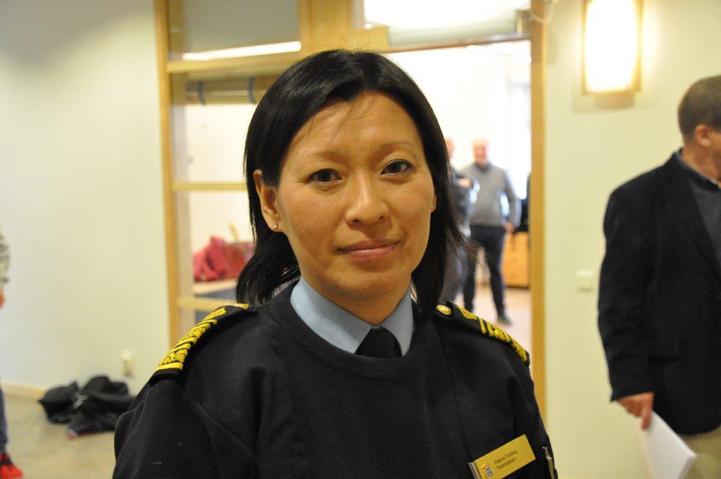 Helena Trolläng slutar som polisområdeschef i Skaraborg, för att bli chef för polisens utredningsenhet i Väst.