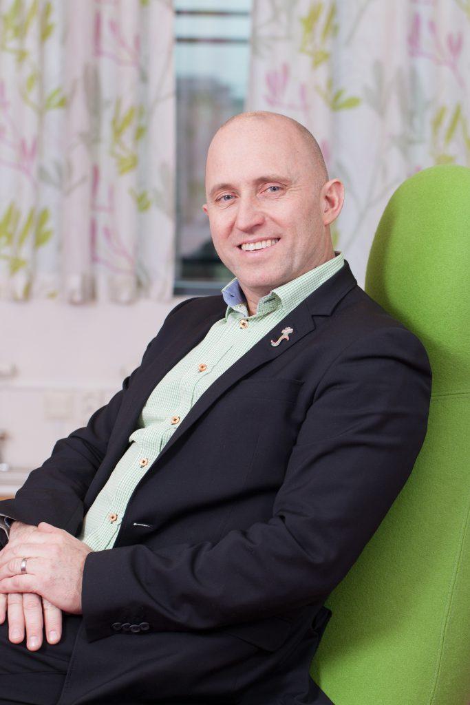 Kommunalrådet Leif Walterum, Skövde, vill ge sig in i rikspolitiken och kandiderar till riksdagen i valet 2018.
