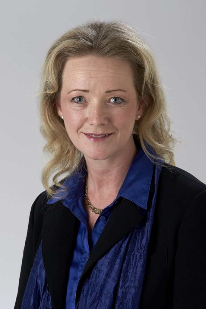 Kristina Athlei slutar som förvaltningschef  på Västra Götalands Naturbruksförvaltning. Foto: Thomas Harrysson