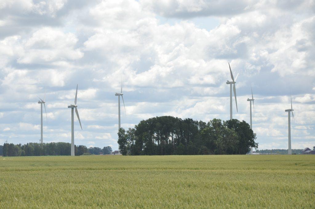 Västra Götaland ska ta en ledande roll och se till att klimatomställningen stärker affärsmöjligheterna och skapar nya arbetstillfällen, menar regionfullmäktige i Västra Götaland.