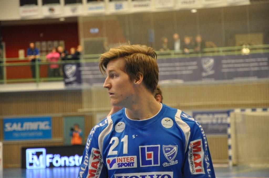 Alfred Ehn. Foto: Fredrik Andersson/arkiv