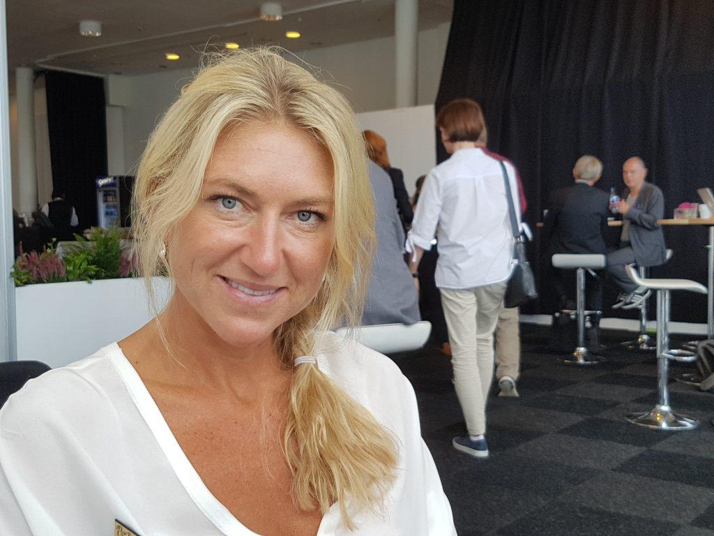 Maria Källson. Foto: Per Gustafsson