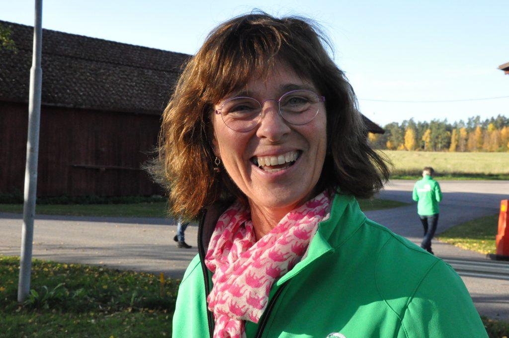 Ulrika Carlsson, Skövde, föreslås toppa Centerpartiets riksdagslista i Skaraborg även valet 2018.