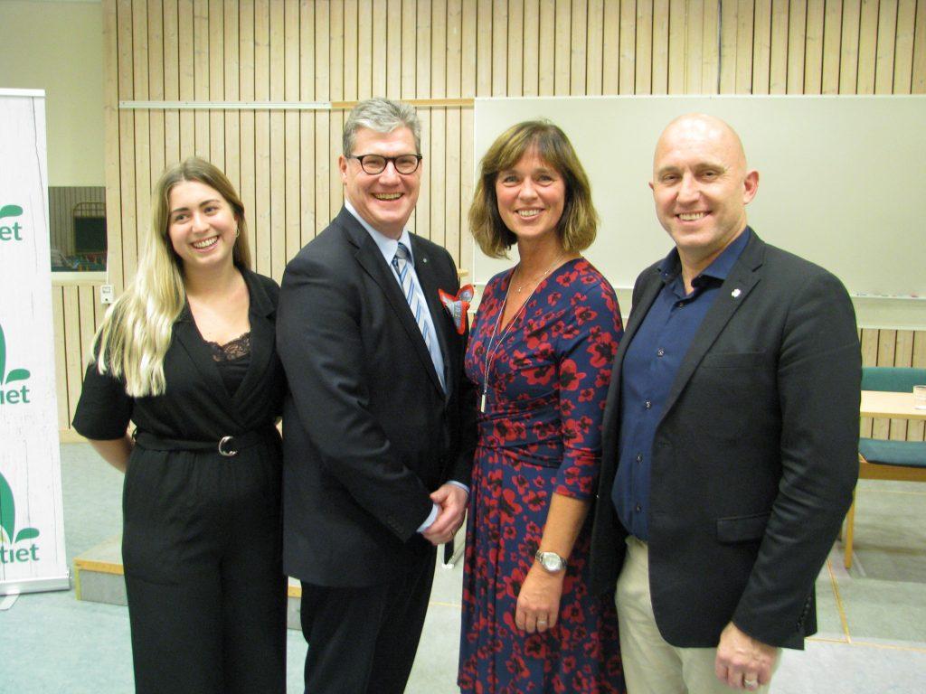 Centerpartiets riksdagslista inför valet 2018 fastställdes i helgen. Fyra toppkandidater lanseras; Louise Grabo, Vara, Kent Folkesson, Lidköping, samt de båda Skövdeborna Ulrika Carlsson och Leif Walterum.