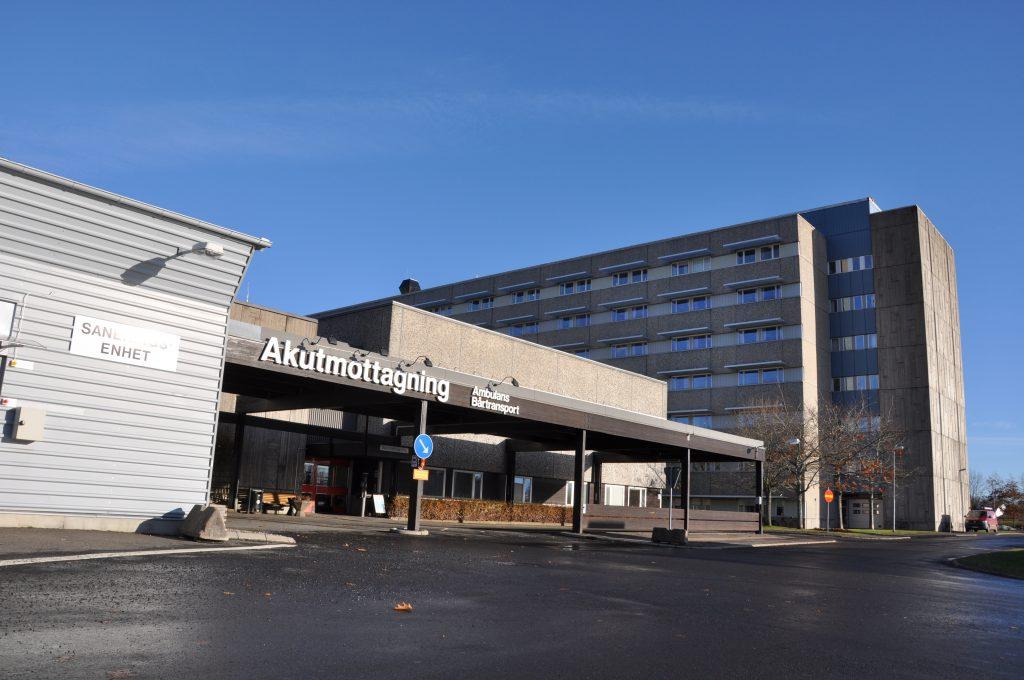 Sommaren 2017 har varit tung för personalen på Skaraborgs sjukhus.