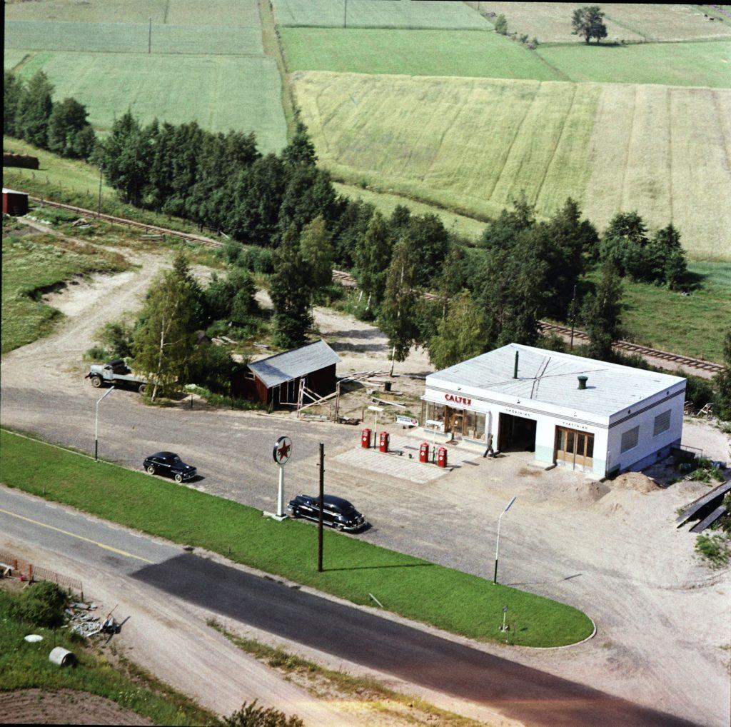 Copyright: ArkivDigital /Svenska Aero-Bilder AB